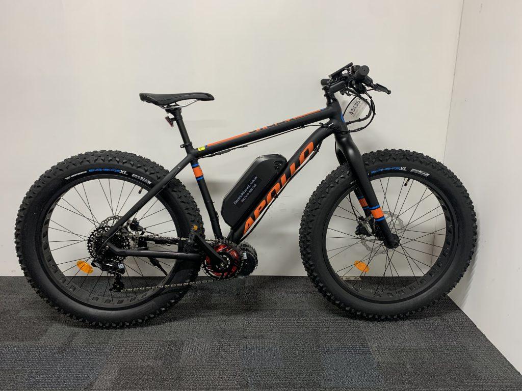 Electric Fat Bike - Electric Bikes Perth